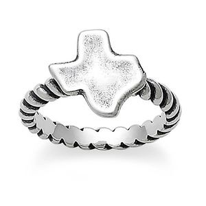 James Avery Texas Ring